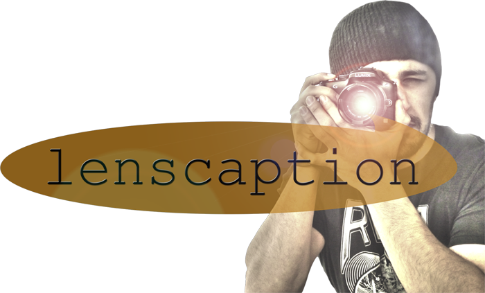 lenscaption