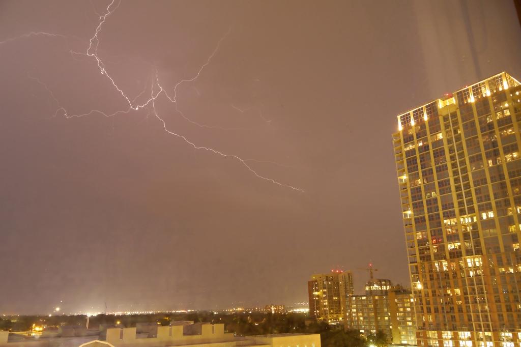 """lightning strikes abruptly, unless you listen for the thunder"""
