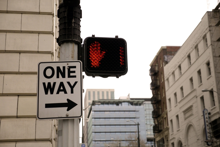 """""""sometimes there's just no way around it"""""""